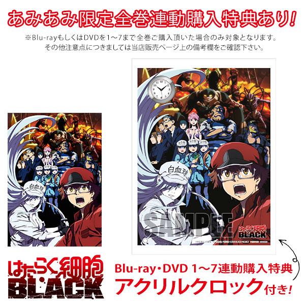 BD はたらく細胞BLACK 7 完全生産限定版 (Blu-ray Disc)[アニプレックス]《08月予約》