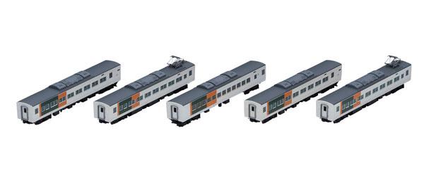98397 JR 185-0系特急電車(踊り子・新塗装・強化型スカート)増結セット(5両)[TOMIX]【送料無料】《在庫切れ》