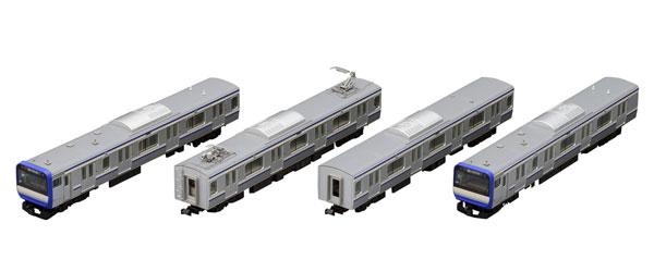 98403 JR E235-1000系電車(横須賀・総武快速線)基本セットB(4両)[TOMIX]【送料無料】《在庫切れ》
