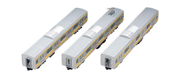 HO-9062 JR E231-500系電車(中央・総武線各駅停車)増結セットM(3両)[TOMIX]【送料無料】《在庫切れ》
