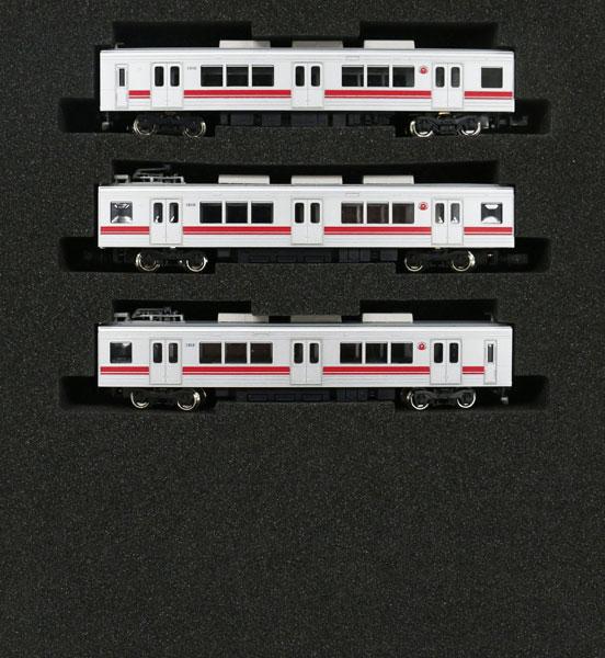 30365 東急電鉄1000系1013編成(スカート付き)3両編成セット(動力付き)[グリーンマックス]【送料無料】《在庫切れ》