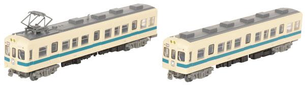鉄道コレクション 小田急電鉄2320形 2両セットB[トミーテック]《発売済・在庫品》
