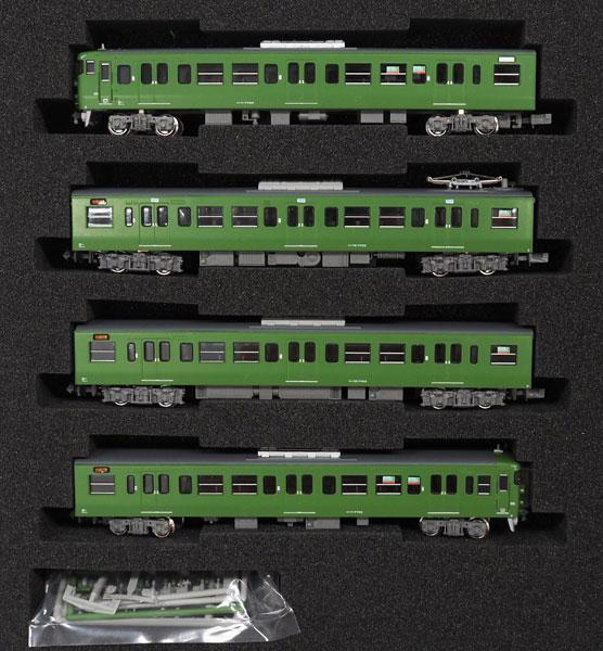 30418 JR113系7700番台(30N体質改善車・L14編成・床下グレー)基本4両編成セット(動力付き)[グリーンマックス]【送料無料】《在庫切れ》