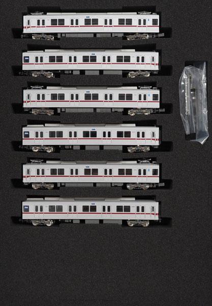 30425 東武10030型(10050番代)先頭車6両編成セットII(動力付き)[グリーンマックス]【送料無料】《発売済・在庫品》