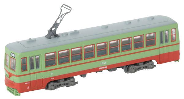 鉄道コレクション 東武日光軌道線100形 103号車[トミーテック]《発売済・在庫品》