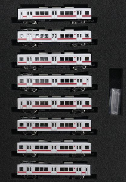 50063 東急電鉄1000系(東横線・1010+1011編成)8両編成セット(動力付き)[グリーンマックス]【送料無料】《06月予約》