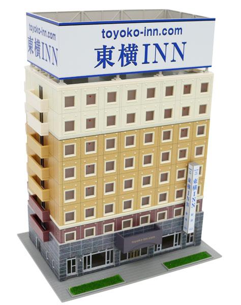 2712 完成品ストラクチャー 東横INN(新ロゴ)[グリーンマックス]《08月予約》