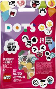 レゴ DOTS ドッツ タイル - シリーズ4 (41931)[レゴジャパン]《在庫切れ》