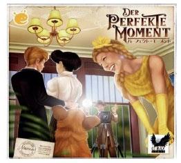 パーティゲーム パーフェクト・モーメント 日本語版[ケンビル]《発売済・在庫品》