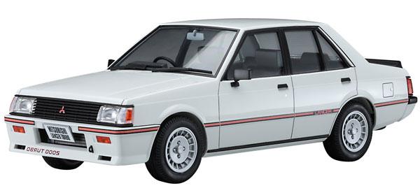 1/24 三菱 ランサー EX 2000 ターボ ECI プラモデル[ハセガワ]《在庫切れ》