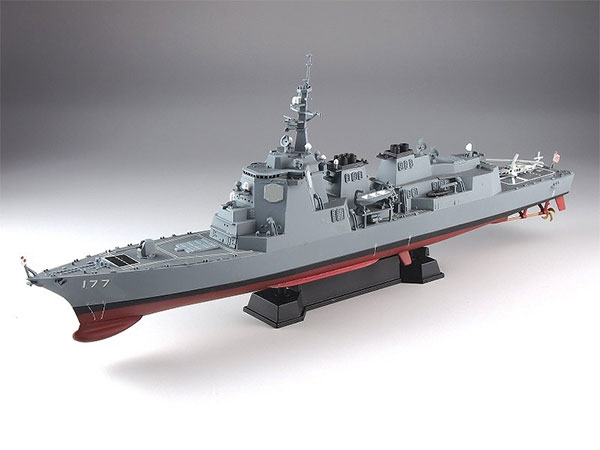1/700 スカイウェーブシリーズ 海上自衛隊 護衛艦 DDG-177 あたご プラモデル(再販)[ピットロード]《在庫切れ》