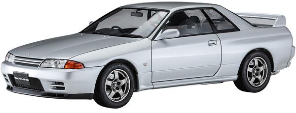1/24 ニッサン スカイライン GT-R(BNR32)前期 プラモデル[ハセガワ]《04月予約》