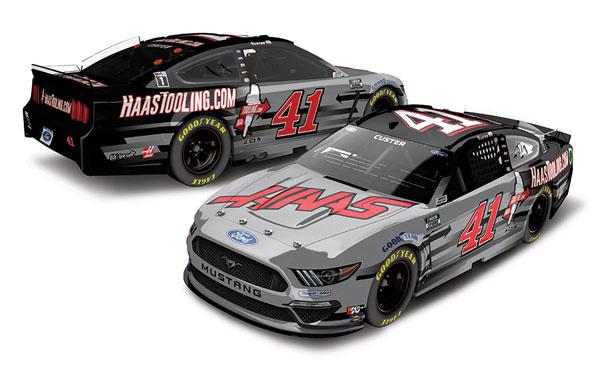 """1/64 """"コール・カスター"""" #41 ハース・ツーリング.com フォード マスタング NASCAR 2021[Lionel Racing]《07月予約》"""