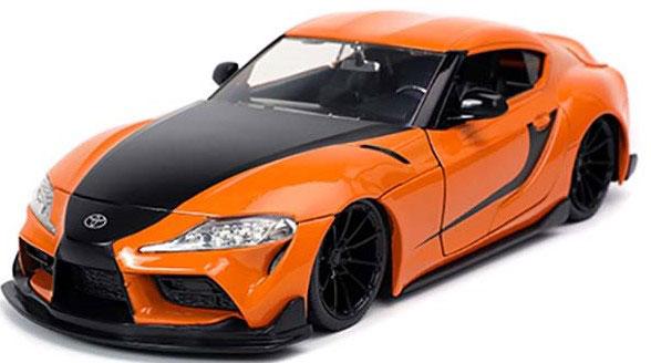 1/24 F&F9 Toyota Supra[Jada Toys]《04月予約》