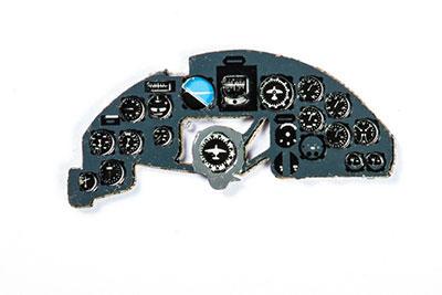 1/72 ユンカースJu88C-6・着色計器板・レベル他[ヤフーモデル社]《04月予約》