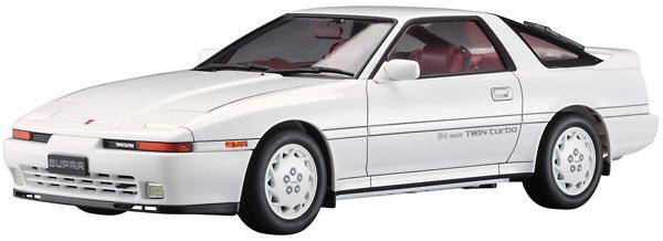 1/24 トヨタ スープラ A70 GTツインターボ 1989 ホワイトパッケージ プラモデル[ハセガワ]《05月予約》