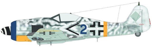 1/48 Fw190F-8 プロフィパック プラモデル[エデュアルド]《在庫切れ》