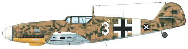 1/48 Bf109G-2 プロフィパック プラモデル[エデュアルド]《在庫切れ》