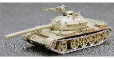 マイクロギャラリーミリタリーシリーズ 1/144 T-54〈ダイキャスト製〉 塗装済完成品[アイコム]《発売済・在庫品》