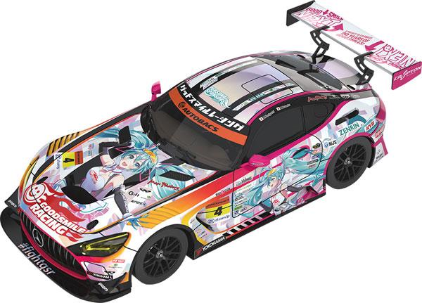 1/64 グッドスマイル 初音ミク AMG 2021 SUPER GT Ver.[グッドスマイルレーシング]《10月予約》