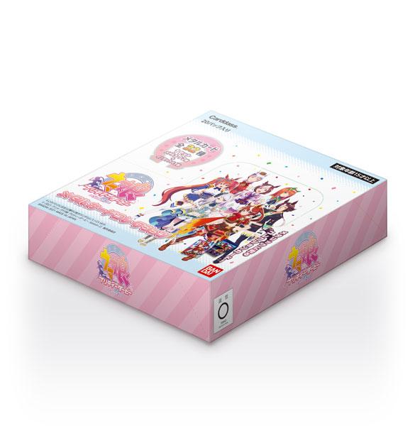 TVアニメ『ウマ娘 プリティーダービー Season2』 メタルカードコレクション 20パック入りBOX[バンダイ]《発売済・在庫品》
