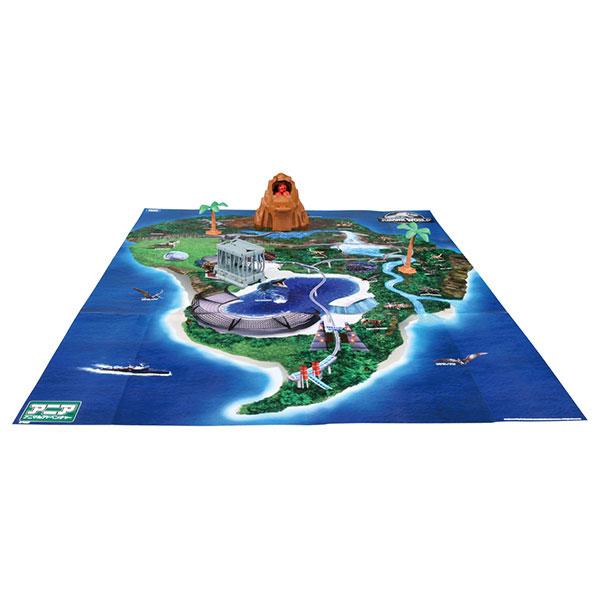 アニア ジュラシック・ワールド おおきな恐竜王国マップ[タカラトミー]《在庫切れ》