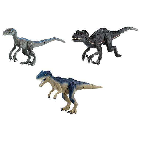 アニア ジュラシック・ワールド 最強遺伝子恐竜との対決セット[タカラトミー]《在庫切れ》