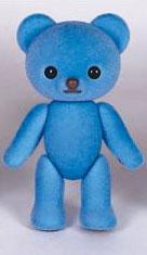 ハニーベア クローバー ブルー[T-entertainment]《発売済・在庫品》