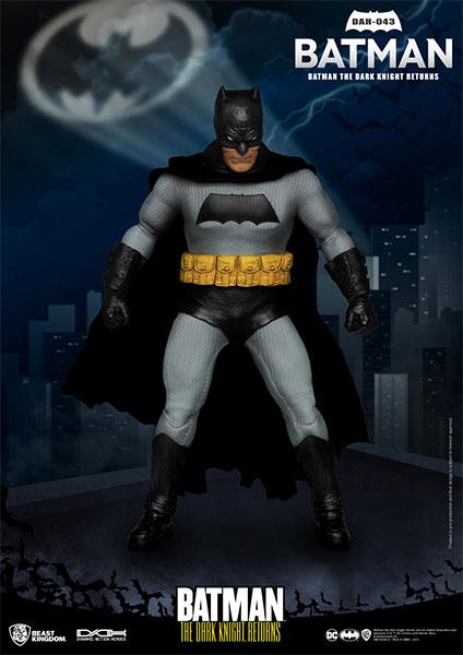 ダイナミック・アクション・ヒーローズ #043『DCコミックス』バットマン[コミック/The Dark Knight Returns][ビーストキングダム]《09月仮予約》