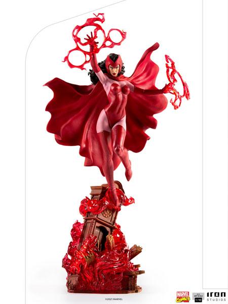 アイアンスタジオ バトルジオラマシリーズ 1/10 スカーレット・ウィッチ コミック[アイアン・スタジオ]【同梱不可】【送料無料】《12月仮予約》