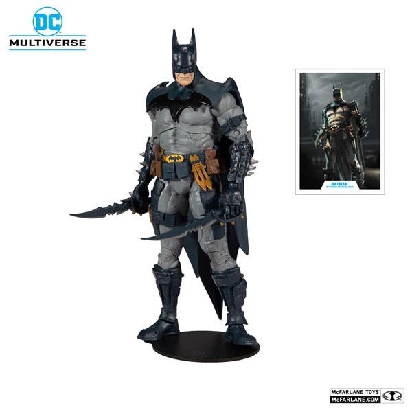DCマルチバース 7インチ・アクションフィギュア #049 バットマン(ブルースーツ/トッド・マクファーレン版)[マクファーレントイズ]《発売済・在庫品》