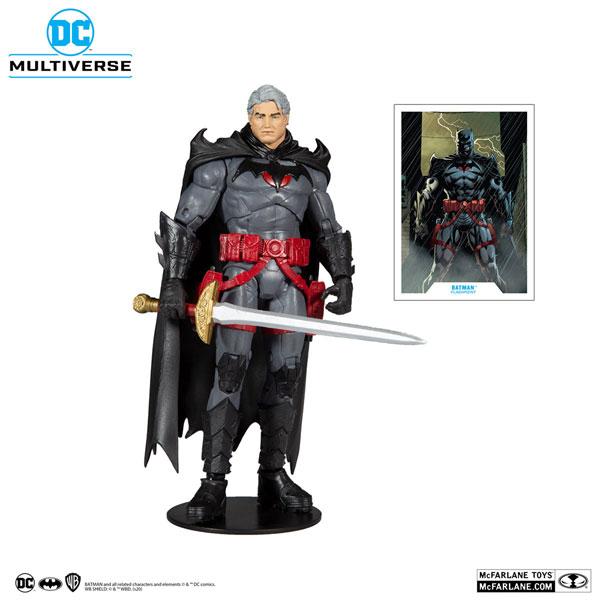 DCマルチバース 7インチ・アクションフィギュア #052 バットマン(マスクなし)[コミック/Flashpoint][マクファーレントイズ]《発売済・在庫品》