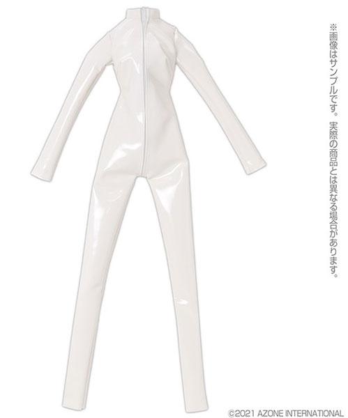1/3スケール用 AZO2キャットスーツ エナメルホワイト (ドール用)[アゾン]《05月予約》