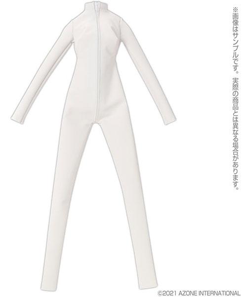 1/3スケール用 AZO2キャットスーツ マットホワイト (ドール用)[アゾン]《05月予約》