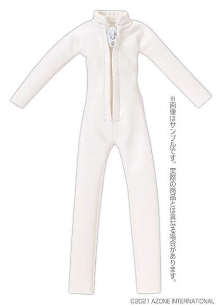 ピコニーモ用 1/12 キャットスーツ マットホワイト (ドール用)[アゾン]《05月予約》