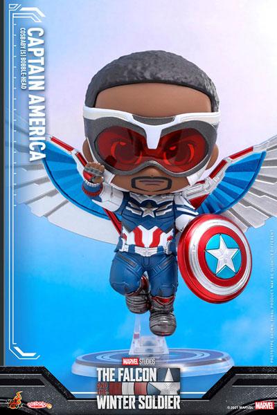 コスベイビー 『ファルコン&ウィンター・ソルジャー』[サイズS]キャプテン・アメリカ[ホットトイズ]《発売済・在庫品》