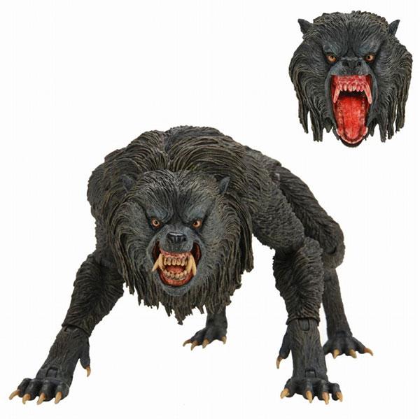 狼男アメリカン/ ウェアウルフ デヴィッド・ケスラー アルティメット 7インチ アクションフィギュア[ネカ]《12月仮予約》