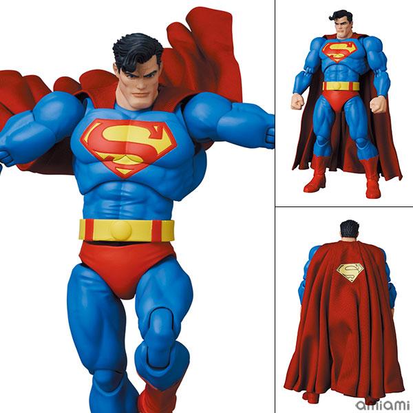 マフェックス No.161 MAFEX SUPERMAN(The Dark Knight Returns) 『The Dark Knight Returns』[メディコム・トイ]《03月予約》