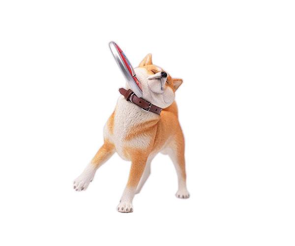 1/6 柴犬 フリスビー B[JXKスタジオ]《09月仮予約》