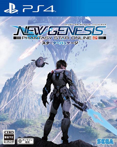 PS4 PSO2 ニュージェネシス スターターパッケージ[セガ]《08月予約》