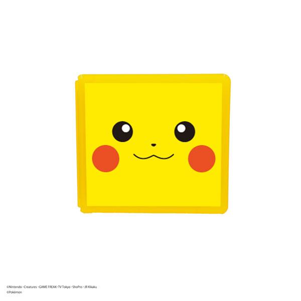 Nintendo Switch専用カードケースカードポケット24 ポケットモンスター ピカチュウ[マックスゲームズ]《06月予約》