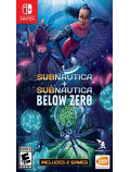 Nintendo Switch 北米版 Subnautica + Subnautica: Below Zero[バンダイナムコ]《在庫切れ》