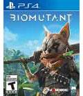 PS4 北米版 Biomutant[THQ Nordic]《在庫切れ》