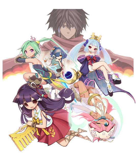 Nintendo Switch スサノオ~日本神話RPG~[メビウス]《07月予約》