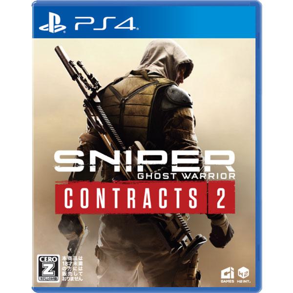 【特典】PS4 Sniper Ghost Warrior Contracts 2[H2 Interactive]《07月予約》