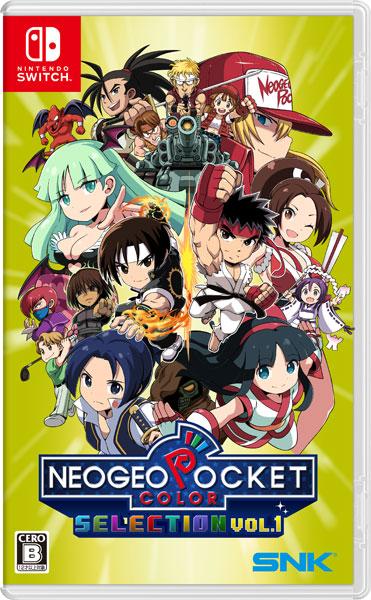 Nintendo Switch NEOGEO POCKET COLOR SELECTION Vol.1[SNK]《08月予約》