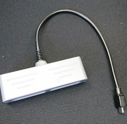 16ビットポケットHDMI用 コントローラ接続アダプタ (SFC用コントローラ対応)[コロンバスサークル]《発売済・在庫品》