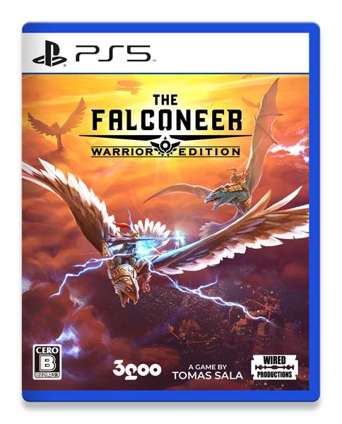 PS5 ファルコニア ウォリアーエディション プレミアムパック[3goo]《08月予約》