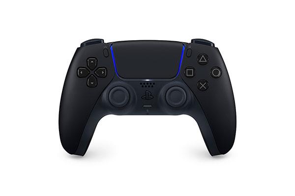 PS5用 DualSense ワイヤレスコントローラー ミッドナイト ブラック[SIE]《在庫切れ》