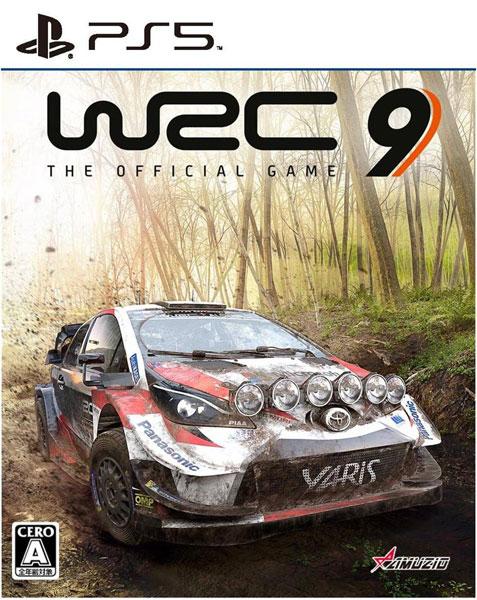 PS5 WRC9 FIA ワールドラリーチャンピオンシップ[オーイズミ・アミュージオ]《発売済・在庫品》